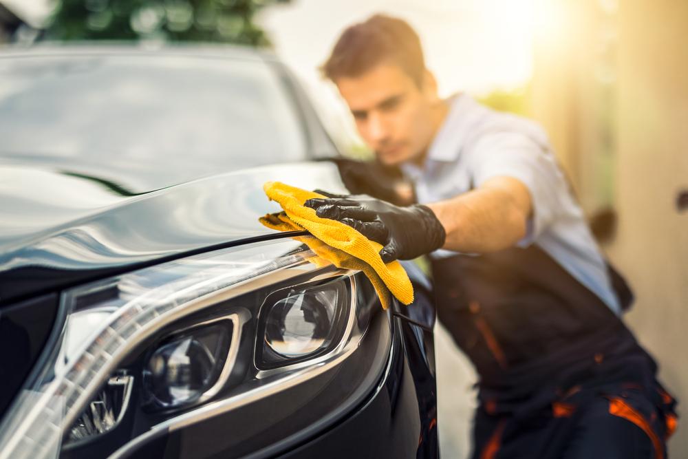 Handtvätt bil Sundbyberg